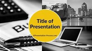 Flat Design Templates Powerpoint Training