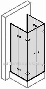 Duschkabine 3 Seitig : duschabtrennung in u form 6 teilig mit drehfaltt ren ma anfertigung esg duschkabine in u form ~ Sanjose-hotels-ca.com Haus und Dekorationen