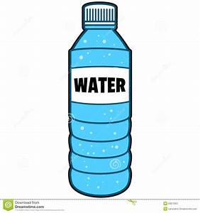 Bottle Of Water Stock Vector - Image: 53675001