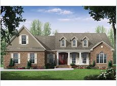Pickford Place Country Home Plan 077D0131 House Plans