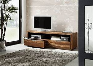 Tv Board Holz Massiv : sheesham holz massiv m bel lackiert tv board massivm bel holz massiv walnuss duke 114 wohnw nde ~ Bigdaddyawards.com Haus und Dekorationen