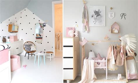 peinture chambre chocolat déco chambre enfant scandinave déco sphair