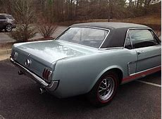 Vinyl top '65 Ford Mustang real GT Mint2Me