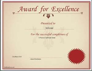 blank award certificate templates certificate street With certificate street templates blank