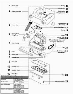 Replacement Parts Dyson Dc65