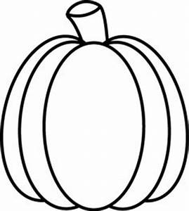 Black And White Pumpkin Clip Art – 101 Clip Art