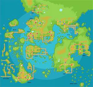 map of the pokemon world