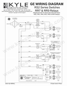 Ge Low Voltage Switch  U0026 Relay Wiring Instruction Guide