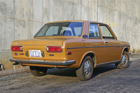 1972 Datsun 510 Sale by Datsun S 510 A Sport Sedan For The Common