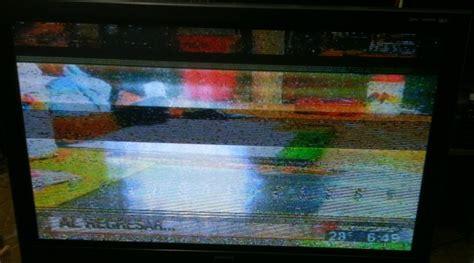 solucionado tv plasma hitachi p50h401a rayas o interferencia en imagen yoreparo