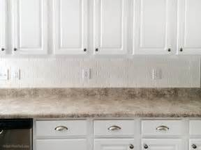 backsplash subway tiles for kitchen how to install a kitchen backsplash how to nest for less