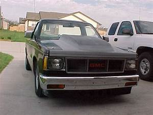 1987 Gmc S15 Pickup For Sale