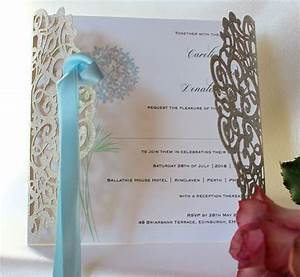 silver glitter swirl laser cut wedding invitation cards With laser cut wedding invitations edinburgh