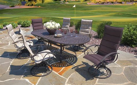 metal outdoor furniture refinish tips outdoortheme