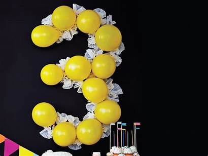 Balloon Decoration Birthday Party Easy Fun Wall