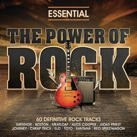Various  Essential  The Power Of Rock (cd) At Discogs