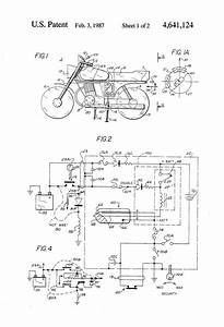 Patent Us4641124 - Vehicle Security Alarm