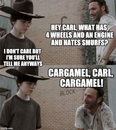 Rick And Carl Meme - rick and carl meme imgflip