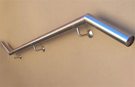 stainless steel banister handrail modern handrails adding contemporary style to your home s