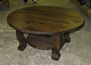 rustic round coffee table with storage wwwpixsharkcom With rustic circle coffee table