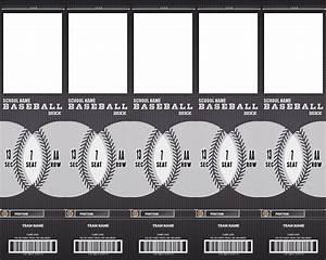 Sports Ticket Template. Football Ticket Invitations ...