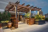 magnificent patio fence design ideas Magnificent Modern Roof Terrace Design Ideas Plus Zen ...