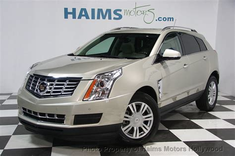 Cadillac Srx 2015 Msrp 2015 used cadillac srx fwd 4dr luxury collection at haims
