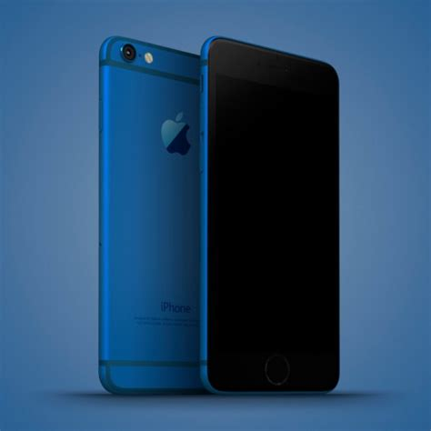 iphone 7c mockups of apple iphone 7c show new colors and curved