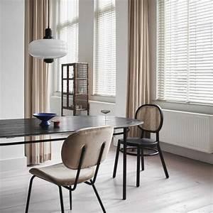 Stuhl Schwarz Holz : hk living stuhl im retro look aus holz und zuckerrohr schwarz natur ~ Orissabook.com Haus und Dekorationen