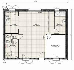 salle de bain 5m2 plan With idee deco jardin terrasse 10 salle de bain 3 5m2
