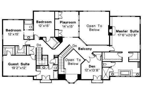 Mediterranean House Floor Plans by Mediterranean House Plans Moderna 30 069 Associated