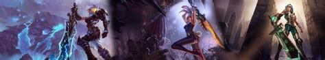 5760x1080 Wallpaper Anime - riven league of legends sword bunny ears