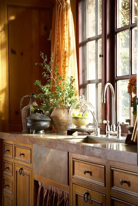 elegant kitchens  warm wood cabinets traditional home