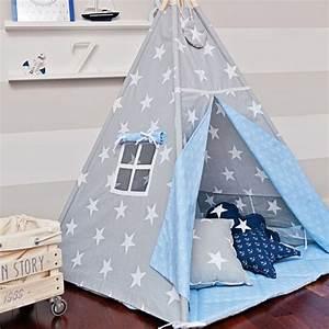 Zelt Kinderzimmer Nähen : das tipi ist ein idealer zufluchtsort f r ihr kind in jeder jahreszeit es eignet sich f r ~ Markanthonyermac.com Haus und Dekorationen