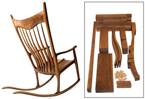 Maloof Rocking Chair Plans by How To Build Maloof Inspired Rocking Chair Plans Pdf Plans