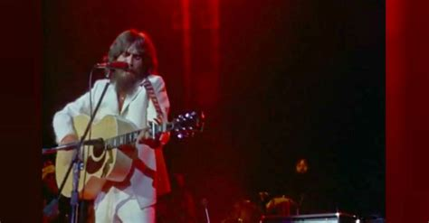 George Harrison Performs 'my Sweet Lord' At His 1971