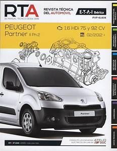 Manual De Taller Peugeot Partner 1 9 Diesel Gratis