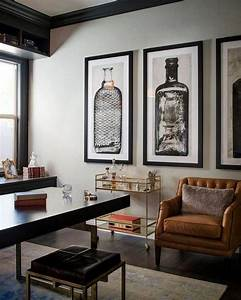 20, Awesome, Vintage, Home, Office, Designs, And, Decorating, Ideas, For, Men