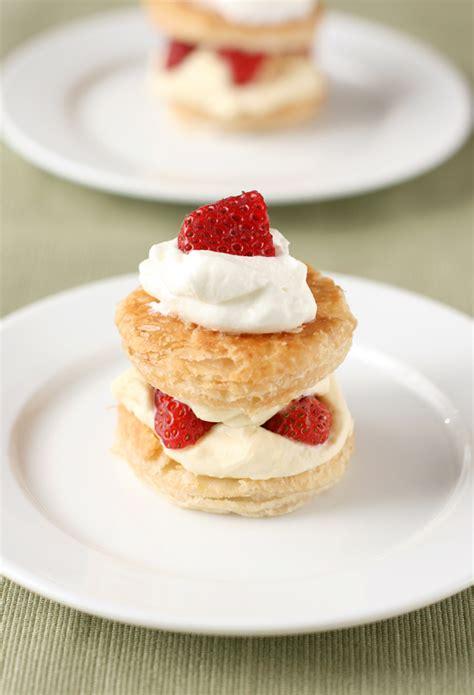 puff pastry dreams dessert