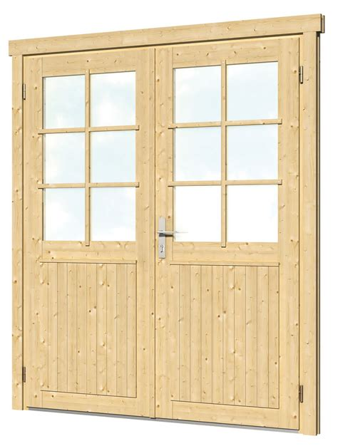 Doors For Log Cabin And Garden Buildings Up To