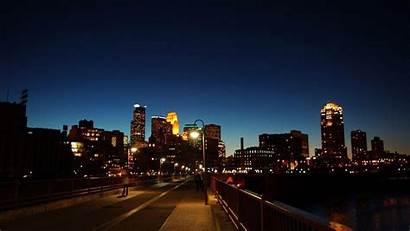 Minneapolis Downtown Wallpapers Msp Night Wallpapersafari Background