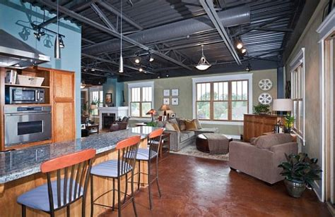 gorgeous loft design ideas  industrial style