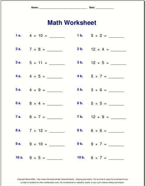double digit multiplication worksheets grade 4 multiplication alistairtheoptimist free