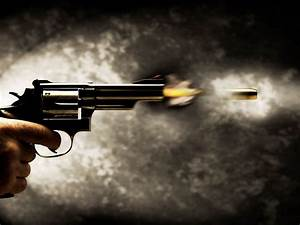 gun shot bullet HD wallpaper