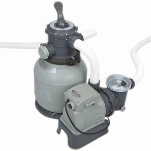 Pompe A Sable Pas Cher : acheter jilong pompe et filtre sable intex krystal clear ~ Dailycaller-alerts.com Idées de Décoration