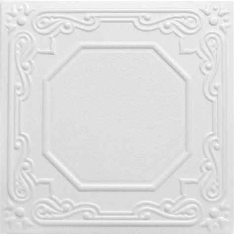 staple up ceiling tiles home depot a la maison ceilings line 1 6 ft x 1 6 ft foam glue