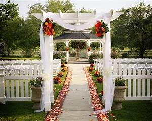 35, Outdoor, Wedding, Decoration, Ideas