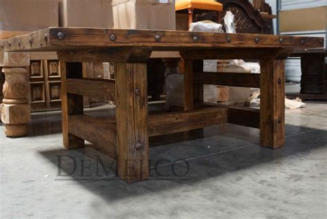 old fashioned table ls chef 39 s block old wood table demejico