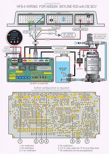 Skyline R32 Wiring Diagram