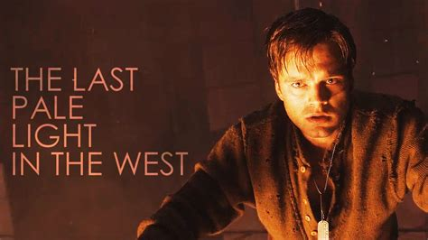 Bucky Barnes  The Last Pale Light In The West (thc